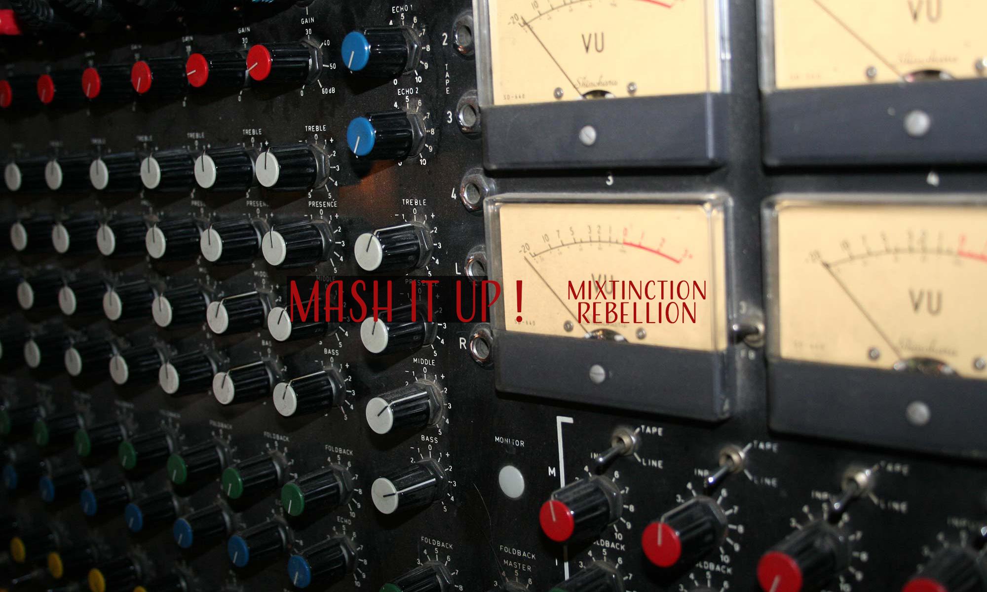 Mixtinction Rebellion
